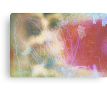 Ribcage of Weeds Canvas Print
