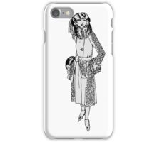 1920s Baby Girl iPhone Case/Skin