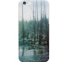 Acid Lake iPhone Case/Skin