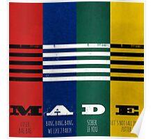 BIGBANG-MADE SERIES Poster
