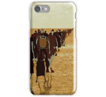 embarkation two iPhone Case/Skin