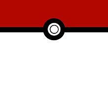 Pokeball iPhone Case ,Casing 4 4s 5 5s 5c 6 6plus Case - Pokeball  Samsung case s3 s4 s5 by procase