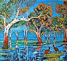 Murray Reflections by John Segond