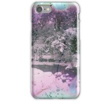 Snow Trilogy #2 iPhone Case/Skin