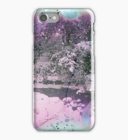Snow Trilogy #2 iPhone Case/Skin