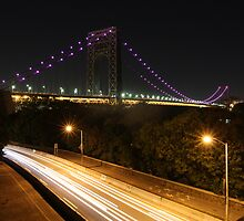 George Washington Bridge by Brendan Giusti