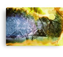 Warm as Snow Trilogy #3 Canvas Print