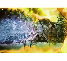 Warm as Snow Trilogy #3 Photographic Print