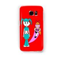 Jenny & Blossom! Samsung Galaxy Case/Skin