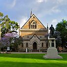 Adelaide University, North Tec, Australia by Ali Brown