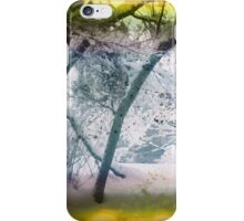 Warm as Snow Trilogy #1 iPhone Case/Skin