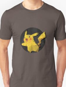 Geometric Pikachu [Shadow] T-Shirt