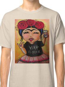 Frida Rocks / Frida Roquera Classic T-Shirt
