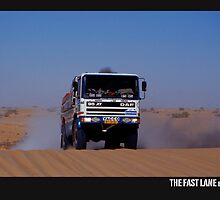 The Fast Lane by Hanszio