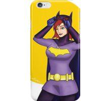The Girl Vigilante iPhone Case/Skin