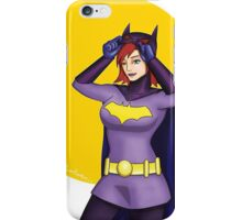 The Girl Vigilante iPhone Case/Skin