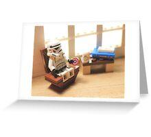 Sundaytrooper Greeting Card