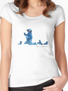 T-1000  Women's Fitted Scoop T-Shirt