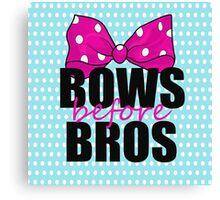 Bows  Canvas Print