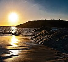 Madfish Bay Sunset by Andy and Von Quinn