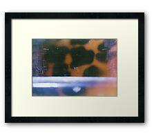 Hiroshima at 2am Framed Print