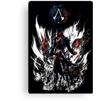 assassin's power Canvas Print