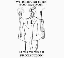Test Cricket Pontiff Mens V-Neck T-Shirt