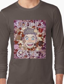 Cookies and Cake! Long Sleeve T-Shirt