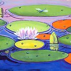 Water lillies2 by John Segond
