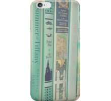 Mint Books iPhone Case/Skin