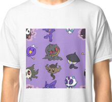Ghost Pokemon Classic T-Shirt