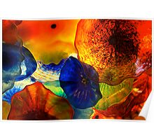 Glass Flowers- Magic ceiling Poster