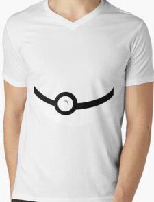 Catch 'em All Mens V-Neck T-Shirt