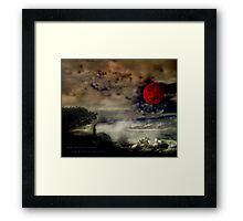 The Prophet:  On Reason & Passion Framed Print