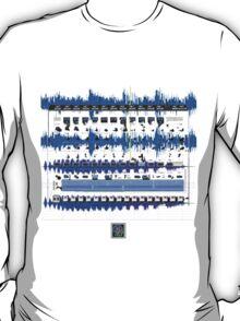 """I Edit Audio""© T-Shirt"