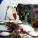 Christmas on the North pole by Detlef Becher