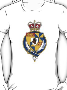 Coat of arms (family crest) for last-name or surname Titus (England) . Heraldry banner for your name. T-Shirt