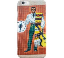 The Clock Tower at the Del Mar Fairgrounds iPhone Case/Skin