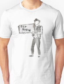 Subterranean Homesick Blues Unisex T-Shirt