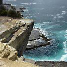 On the Rocks - Southern Tasmania by RainbowWomanTas