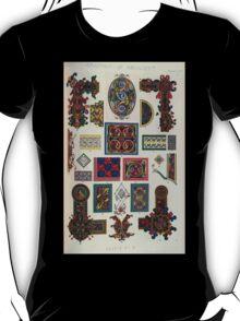 The Grammar of Ornament Owen Jones Francis Bedford Joh Burley Waring John Obadiah Westwood 1856 0207 Celtic T-Shirt
