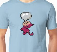 EarthBound -- Bubble Monkey Unisex T-Shirt