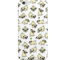 Playful Pugs iPhone Case/Skin