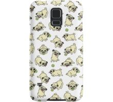 Playful Pugs Samsung Galaxy Case/Skin