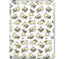 Playful Pugs iPad Case/Skin
