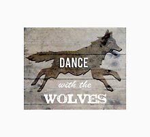 Dance With The Wolves Unisex T-Shirt