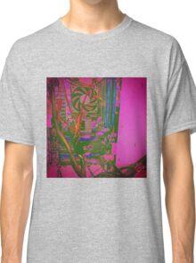 Neon Compute Pink Classic T-Shirt