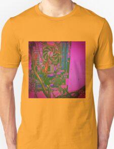 Neon Compute Pink T-Shirt