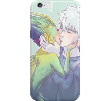 Fairy Kiss - Rainbow Snowcone iPhone Case/Skin
