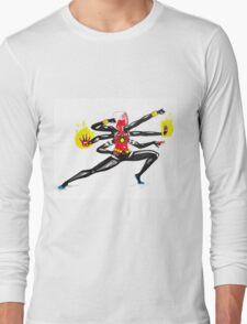 spider women fusion Long Sleeve T-Shirt